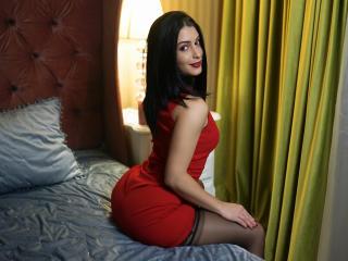Bild på den sexiga profilen av AnnaRosie för en väldigt het liveshow i webbkameran!