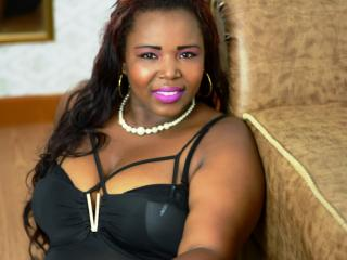 SweetBrownBeauty - Cam hard with a latin MILF