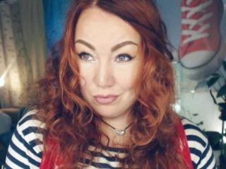 Photo de profil sexy du modèle GoodWitch, pour un live show webcam très hot !