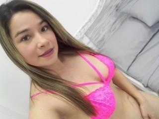 Photo de profil sexy du modèle ScarletLee, pour un live show webcam très hot !