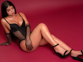 Sexet profilfoto af model NatashaThonson, til meget hot live show webcam!