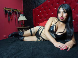 Foto del profilo sexy della modella GabrielaHottyX, per uno show live webcam molto piccante!