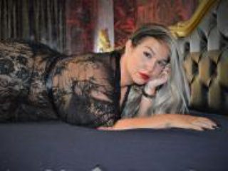 Picture of the sexy profile of MistressFate, for a very hot webcam live show !
