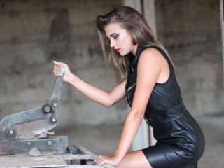 Foto van het sexy profiel van model AphroditeEmma, voor een zeer geile live webcam show!