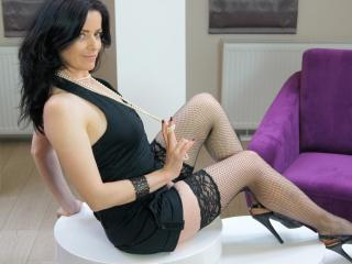 Picture of the sexy profile of LianaKiss, for a very hot webcam live show !