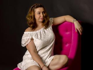 Bild på den sexiga profilen av SaraBoom för en väldigt het liveshow i webbkameran!