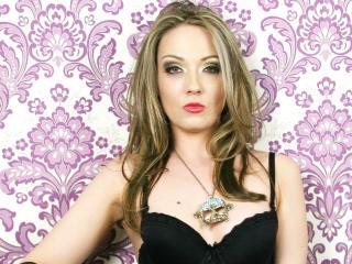 Photo de profil sexy du modèle QueenAgnessa, pour un live show webcam très hot !