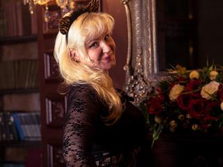 Foto del profilo sexy della modella AlianaSweetBabe, per uno show live webcam molto piccante!