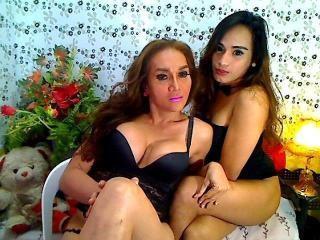 Photo de profil sexy du modèle XCumExploder69TSX, pour un live show webcam très hot !