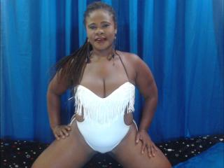 Photo de profil sexy du modèle AnitaSpice, pour un live show webcam très hot !