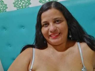 ZafiroCute - Show live sex with a black hair Lady over 35
