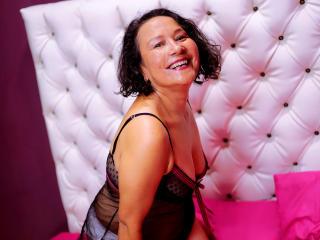 תמונת פרופיל סקסית של Milfforyou למופע חי מאוד סקסי!