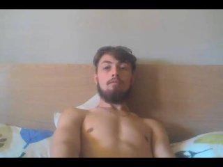 Poza sexy de profil a modelului CrazyXX, pentru un intens show webcam live !