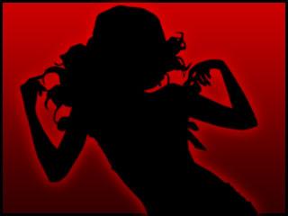 Foto de perfil sexy da modelo CarlSlay, para um live show muito quente!