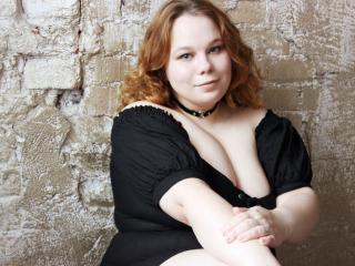 תמונת פרופיל סקסית של AdellePumpkin למופע חי מאוד סקסי!
