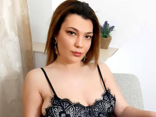 Picture of the sexy profile of SophieSy, for a very hot webcam live show !