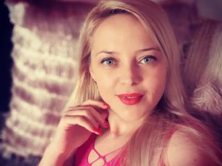 Sexet profilfoto af model SweetGia, til meget hot live show webcam!