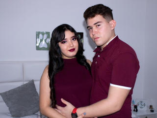 Picture of the sexy profile of CandyAndJason, for a very hot webcam live show !