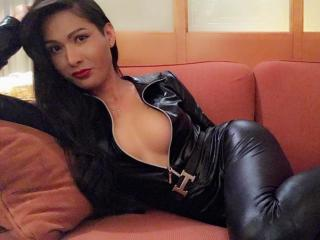 Picture of the sexy profile of MistresElegant, for a very hot webcam live show !
