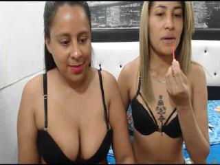 Photo de profil sexy du modèle EstefySolFetishX, pour un live show webcam très hot !