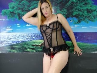 Velmi sexy fotografie sexy profilu modelky SusanGreen pro live show s webovou kamerou!