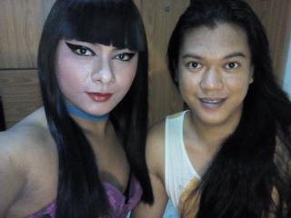 Фото секси-профайла модели GlamourTrans69, веб-камера которой снимает очень горячие шоу в режиме реального времени!