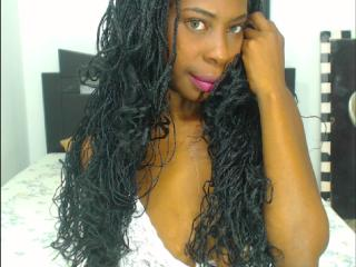 Sexet profilfoto af model BrunettHotSexy, til meget hot live show webcam!