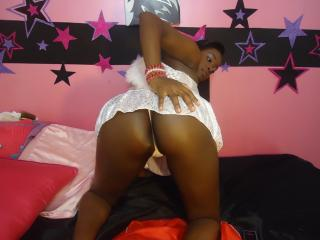Picture of the sexy profile of CherrySeinsx, for a very hot webcam live show !