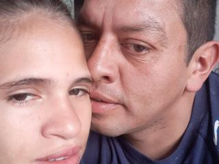 Picture of the sexy profile of SexyMagiCouple, for a very hot webcam live show !