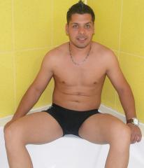 Picture of the sexy profile of XHornyStud, for a very hot webcam live show !