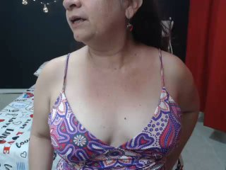 Sexet profilfoto af model MadamDubarry, til meget hot live show webcam!