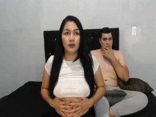 Picture of the sexy profile of MiaAndMike, for a very hot webcam live show !