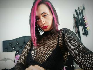 Sexet profilfoto af model TrainedClaire, til meget hot live show webcam!