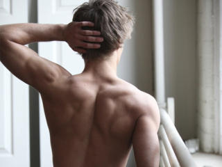 Picture of the sexy profile of DonQRed, for a very hot webcam live show !