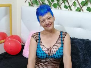 Picture of the sexy profile of LoquitaQueen, for a very hot webcam live show !