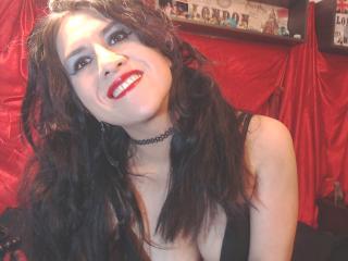 Foto de perfil sexi, da modelo Venuss69, para um live show webcam muito quente!