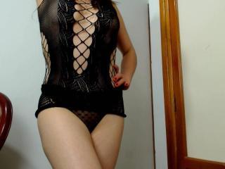 Poza sexy de profil a modelului SofiiaSexxy, pentru un intens show webcam live !