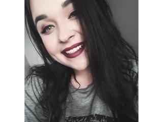 Photo de profil sexy du modèle KatieRebelle, pour un live show webcam très hot !