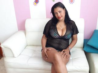 Picture of the sexy profile of MatureSexxy, for a very hot webcam live show !