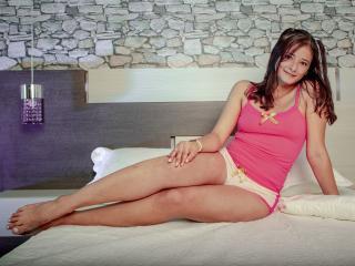 Fotografija seksi profila modela  CristalTaylor za izredno vroč webcam šov v živo!