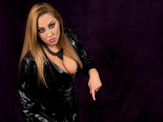 Sexy profilbilde av modellen  SensualRaissa, for et veldig hett live webcam-show!