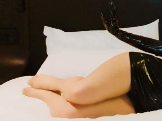 Photo de profil sexy du modèle AshleyCafrune, pour un live show webcam très hot !