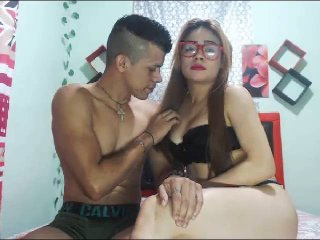Picture of the sexy profile of LunaAndLuis, for a very hot webcam live show !