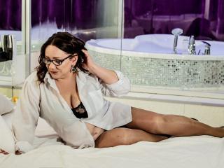 Photo de profil sexy du modèle AnaBarker, pour un live show webcam très hot !