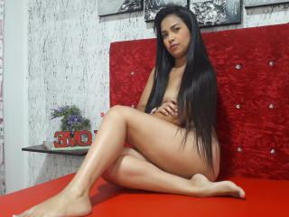 Picture of the sexy profile of SophieZ, for a very hot webcam live show !