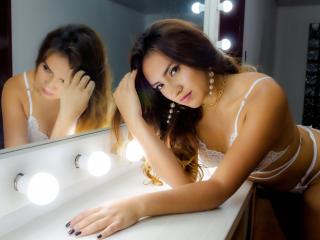 Foto del profilo sexy della modella CateTrip, per uno show live webcam molto piccante!