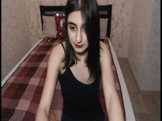 Picture of the sexy profile of Kirasawer, for a very hot webcam live show !