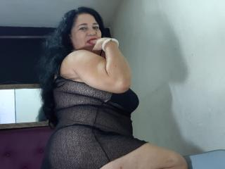 Picture of the sexy profile of CharlotteNaughtyX, for a very hot webcam live show !