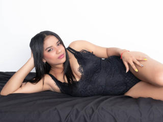 Sexet profilfoto af model AdryBrooks, til meget hot live show webcam!
