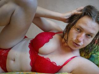 Picture of the sexy profile of HotNinaForFun, for a very hot webcam live show !